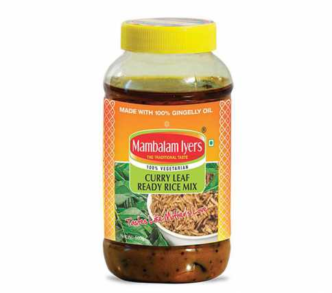 CURRY LEAF READY RICE MIX