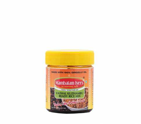 VATHAL KUZHAMBU READY RICE MIX