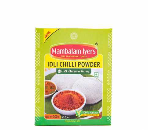 IDLI CHILLI POWDER