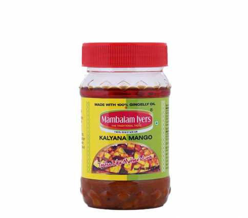 KALYANA MANGO PICKLE